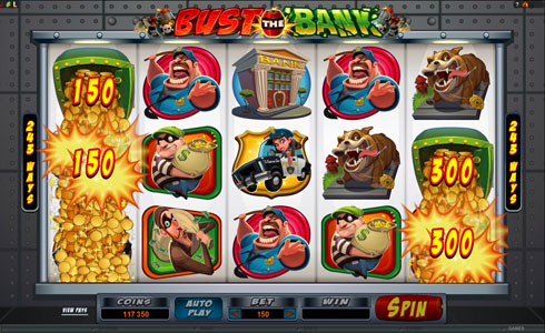 Bust the Bank Pokies Review