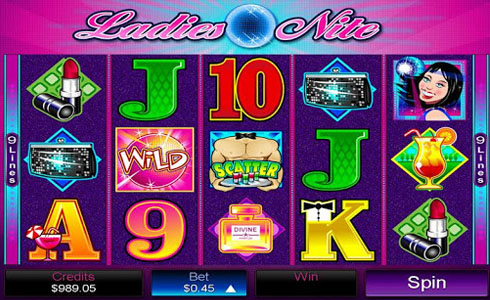 Ladies Nite Slot Machine - Play Now for Free or Real Money
