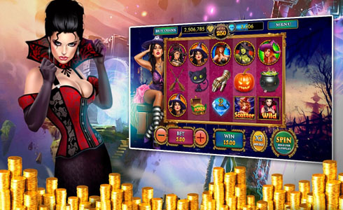 Lucky Witch Online Slot Machine Review