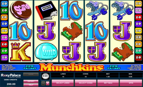 Munchkins Online Slots Game Review