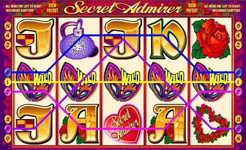 Secret Admirer Slot Game